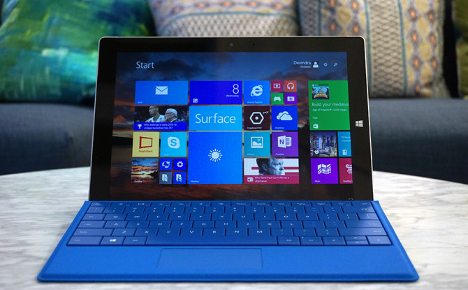Microsoft Surface Brings Full Portable Computing to the Blind and Visually Impaired