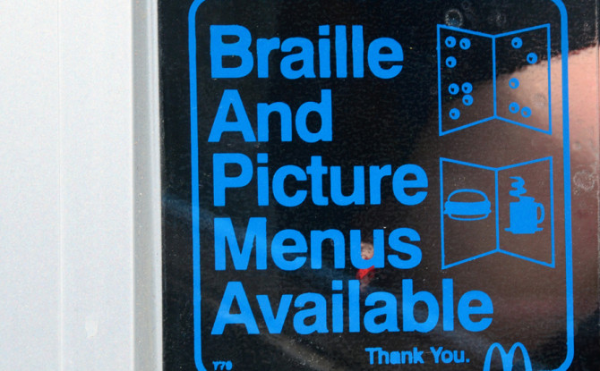 Did You Know? Products With Braille Labels You Probably Had No Idea Were There