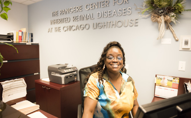 Pangere Center for Inherited Retinal Diseases