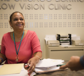Learn about Forsythe Center for Comprehensive Vision Care