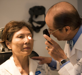 Learn about Pangere Center for Inherited Retinal Diseases