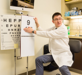 Learn about Residency in Low Vision Rehabilitation