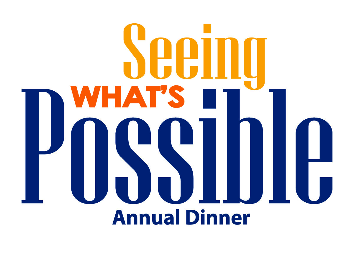 Seeing What's Possible Annual Dinner logo