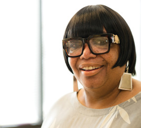 Read more about Sheila Perkins, The Chicago Lighthouse's Senior Vice President, Employment Services