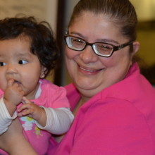 Low Vision Patient Sees Granddaughter's Face – Thanks to Lighthouse Charitable Care image