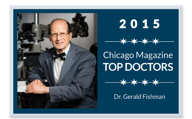 Dr. Gerald Fishman named in Chicago Magazine's 100 Top Doctors