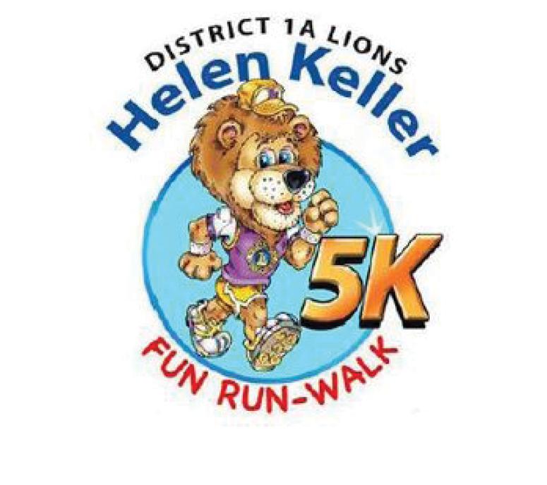 District 1a Lions Helen Keller 5k Fun Run-Walk