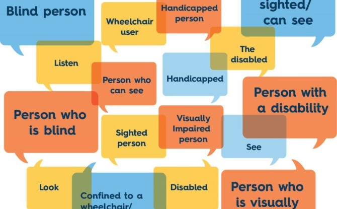 Language Matters: Tips for Talking and Writing about Blindness and Other Disabilities