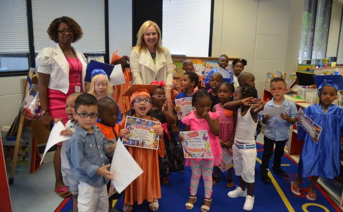 Lighthouse Preschool Holds Graduation