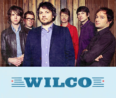 A Chance to Win Tickets to Wilco!