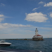 The Lighthouse's 9th Annual Yacht Trip covered by CBS 2 image