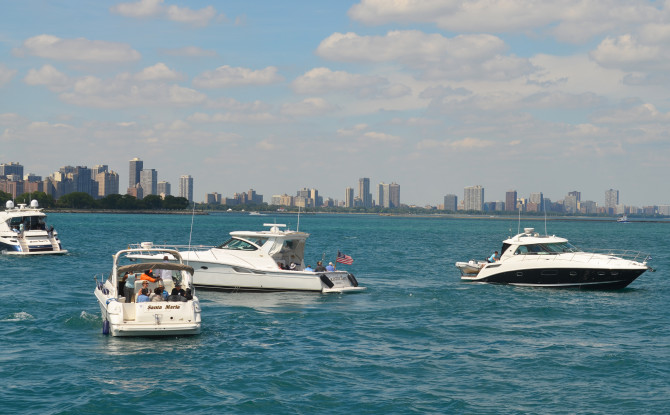 The Lighthouse's 9th Annual Yacht Trip!