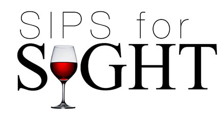 Sips for Sight Logo
