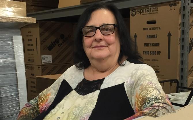 Meet Mary Holk, A Veteran of The Lighthouse Since 1962!