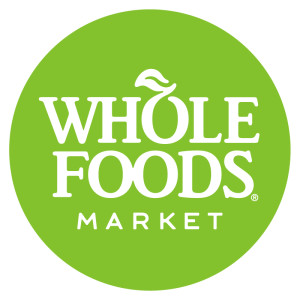Whole Foods Market logo in Apple Green