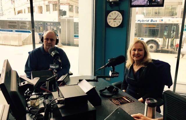 WGN Radio's Steve Cochran Showcases Lighthouse