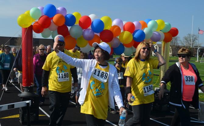 Annual District 1-A Lions Helen Keller 5 K Fun Run/Walk Set for April 30th