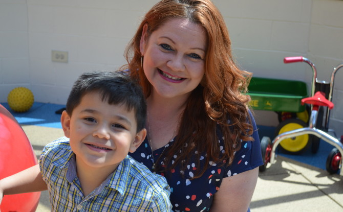 Lighthouse Preschool Mom Counts Mother's Day Blessings