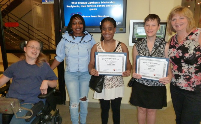 2017 Lighthouse Scholarships Showcase Excellence