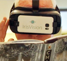 Learn more about the IRIS Vision product