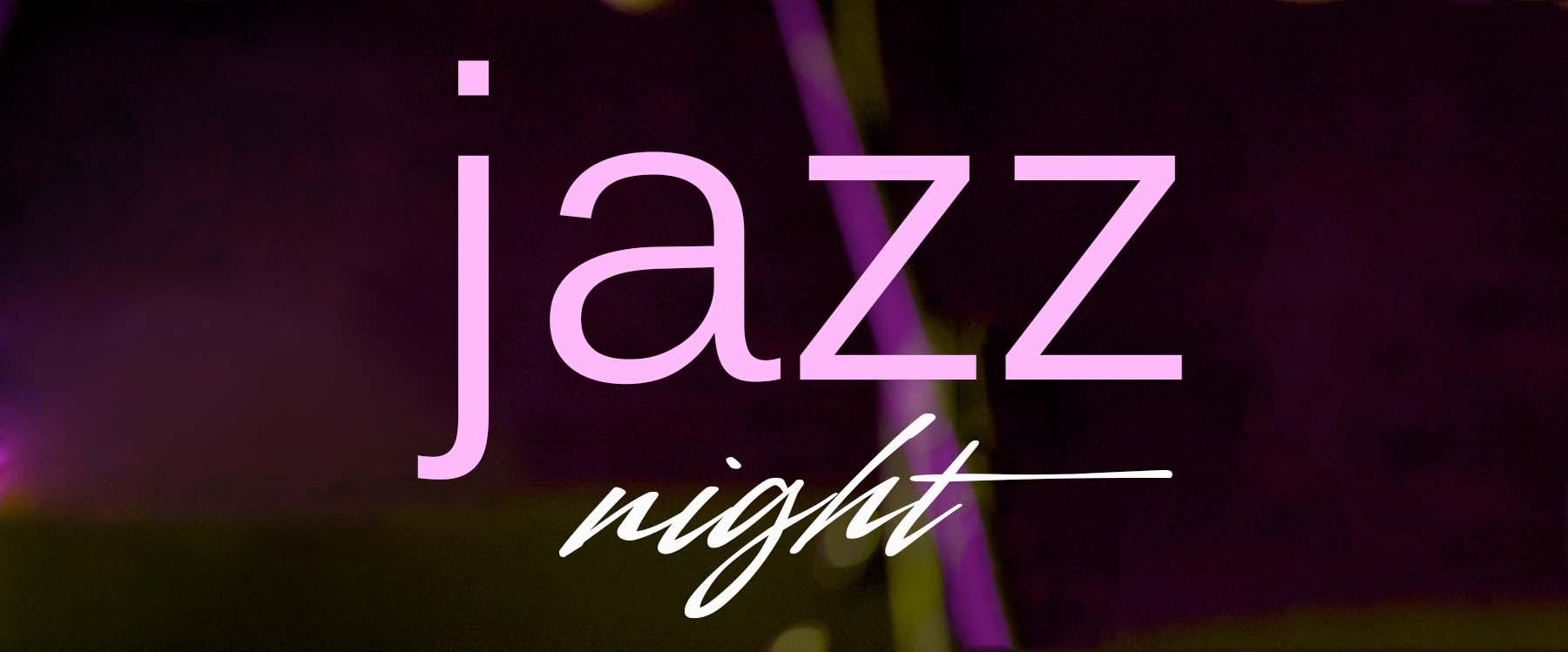 Jazz night logo