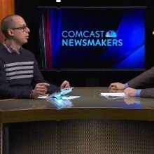 Comcast Newsmakers – Tools for Vision with Luke Scriven image