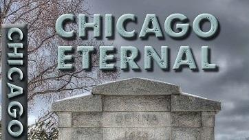 "Larry Broutman's ""Chicago Eternal"" featured on WDCB-FM Radio"