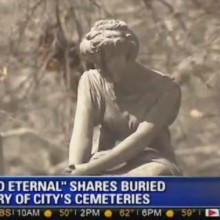 Larry Broutman's newest book, Chicago Eternal, profiled on FOX 32 image