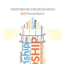 Annual Report 2017: Together We Can Do So Much image