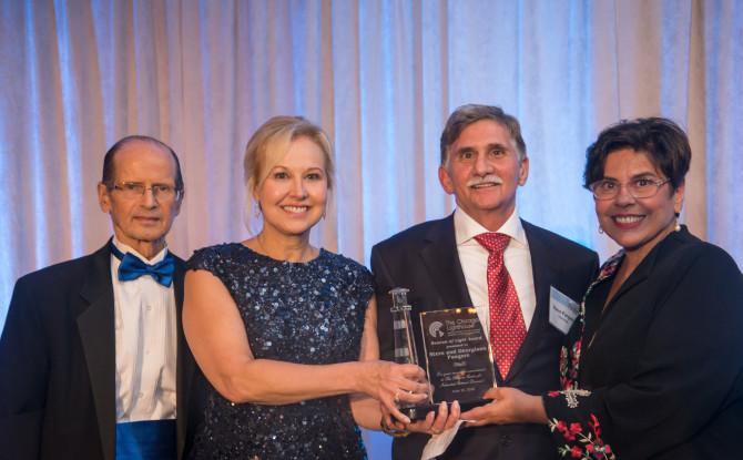 Chicago Lighthouse Honors Outstanding Philanthropists at Annual Gala June 22