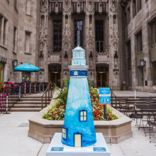 """Chicago Lighthouse Calls the Public to Action for Access and Inclusion on The Magnificent Mile"" – Score Values 