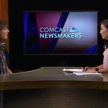 """LIGHTHOUSES ON THE MAG MILE!"" – Comcast Newsmakers image"