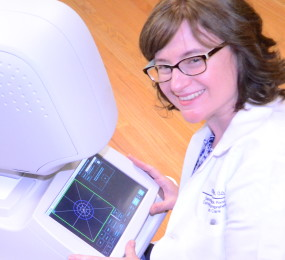 Read more about Vicki Thoms, The Chicago Lighthouse's Eye Care Center Associate/Optometric Technician