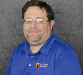 Read more about Eric Cromey, The Chicago Lighthouse's Desktop Computer & Adaptive Technology Specialist