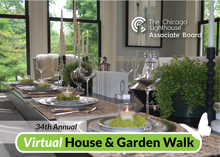 34th Annual Virtual House and Garden walk