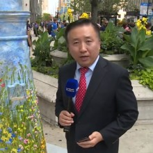 Lighthouses on The Mag Mile Reaches News Audience in South Korea image