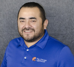 Read more about Ricardo Vilchez, The Chicago Lighthouse's Vice President of Information Technology
