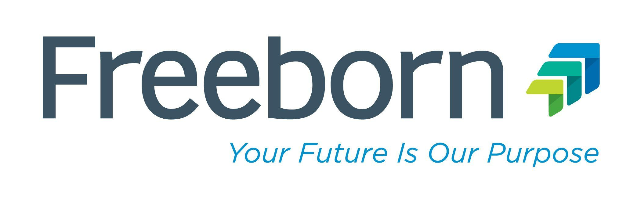 Freeborn Peters Logo - a Truffle Level Sponsor for 2020 Sweets for Sight