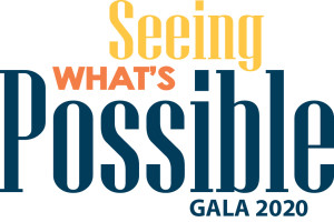 Seeing What's Possible Gala 2020 logo