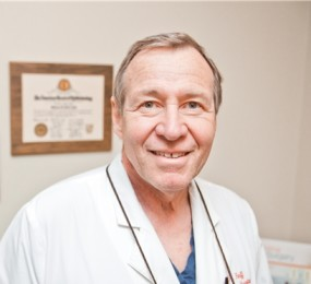 Read more about William Reiff, MD, The Chicago Lighthouse's Opthalmologist