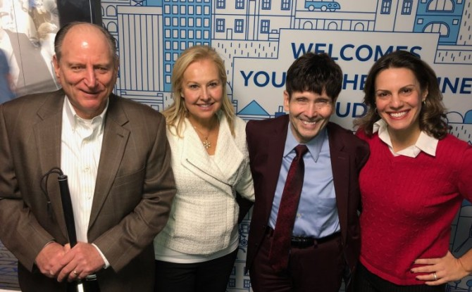 Chicago Lighthouse's rich history with Dr. Janet Szlyk and James Kesteloot on WGN Radio