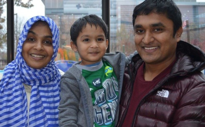 Lighthouse Preschool Attracts First International Student from Bangladesh