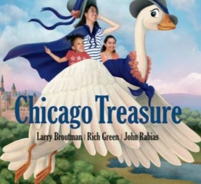 Learn more about the Chicago Treasure Book by Larry Broutman product
