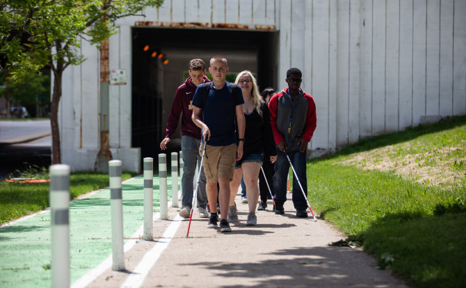 Youth Dive in for New Experiences During Summer in the City