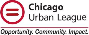 Logo for Chicago Urban League--Opportunity. Community. Impact.