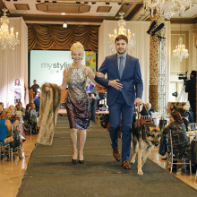"""Runway For Everyone""–CBS2 showcases inclusion at FLAIR 2019 image"