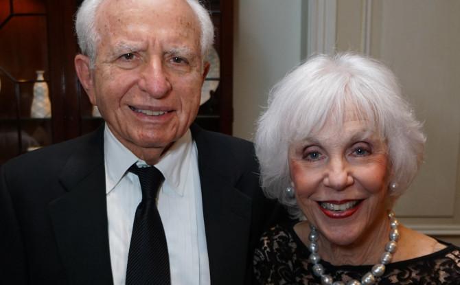 Remembering Charles and Margery Barancik