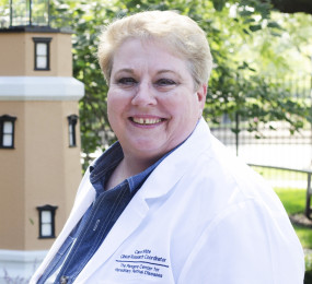 Read more about Carol White, BA, CCRC, The Chicago Lighthouse's Clinical Research Coordinator