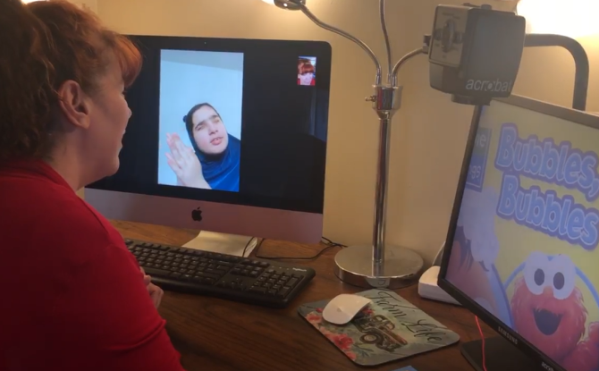 Lighthouse Employees with Vision Impairments Adapt to Remote Work
