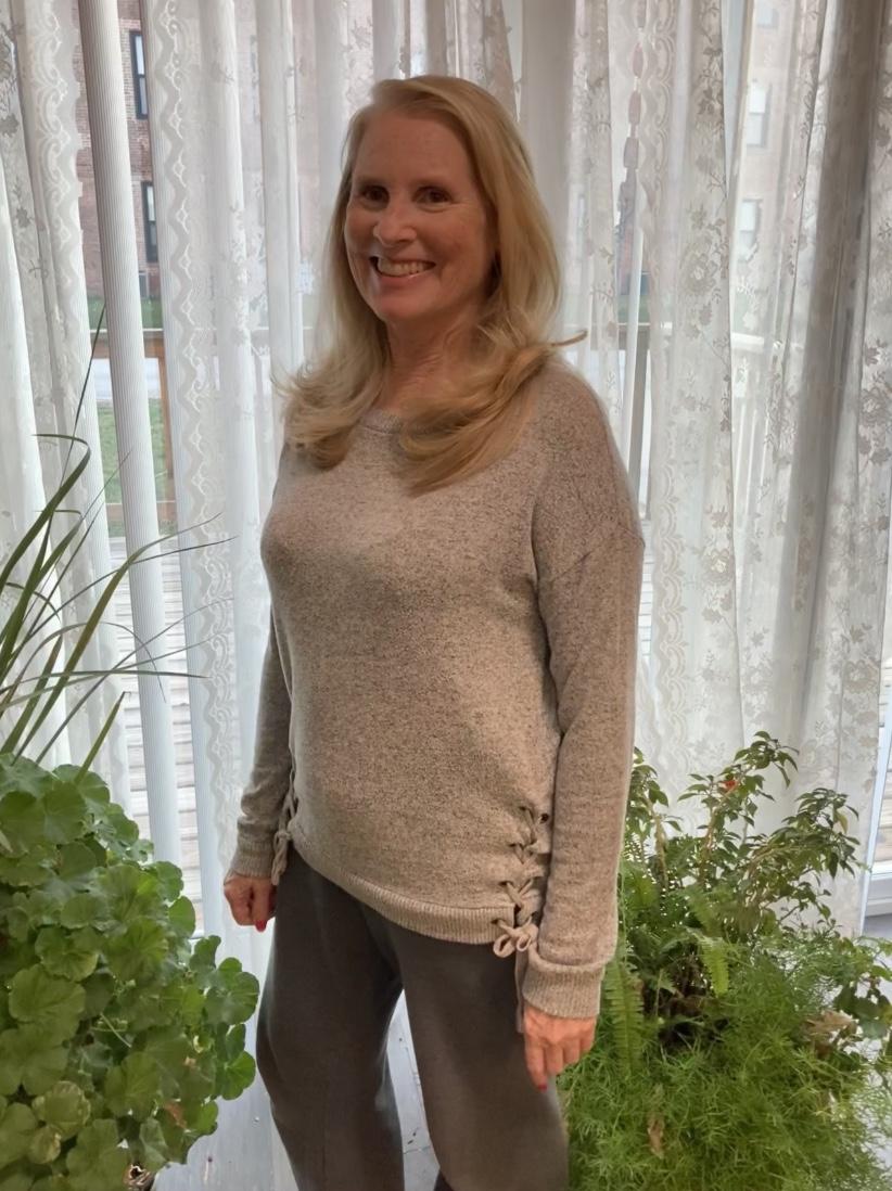 Jill Munro Smiling
